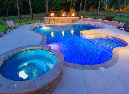 Austin pool builders premier pool contractors in austin for Pool design austin